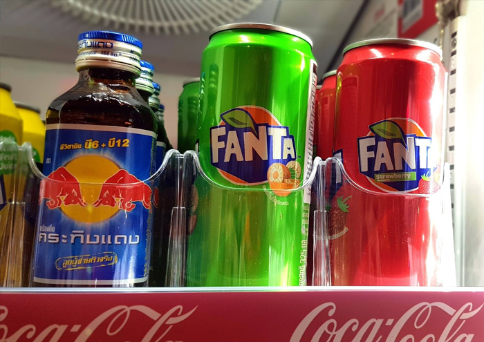 Thai Fanta and Thai Redbull now being stocked at Pad Thai Live