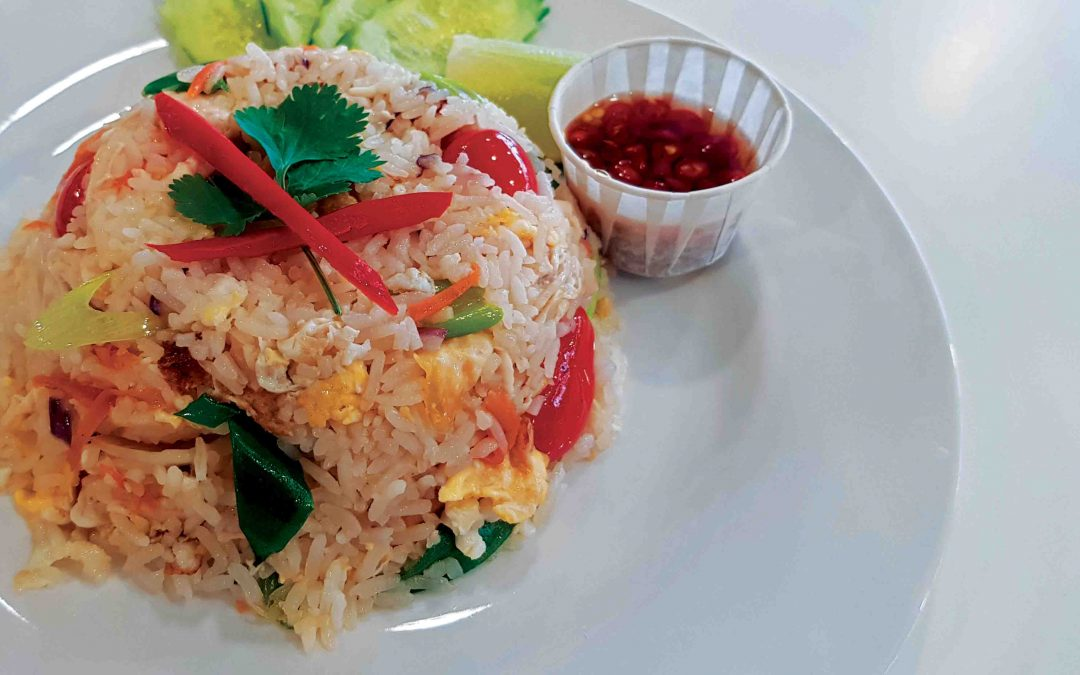 Thai Fried Rice has landed!